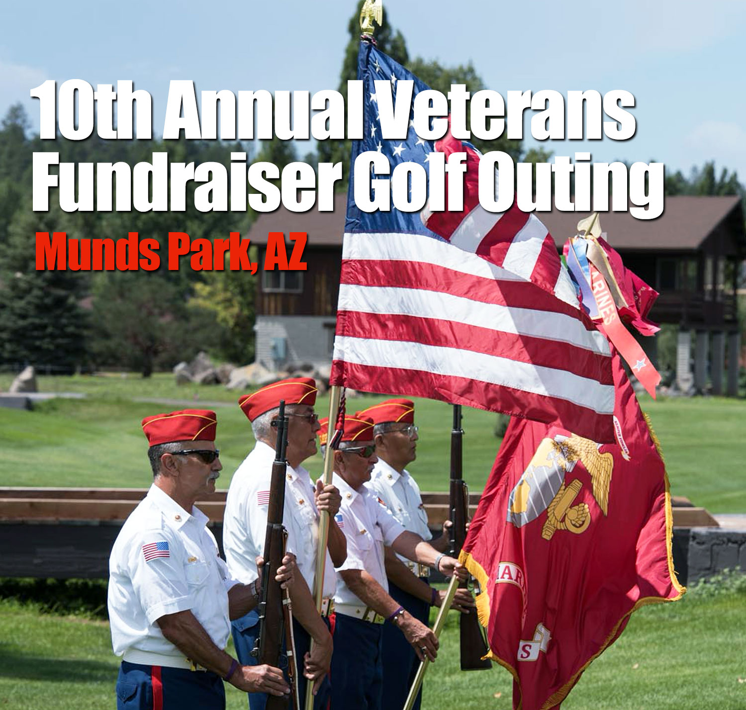 10th Annual Veterans Fundraiser Golf Outing