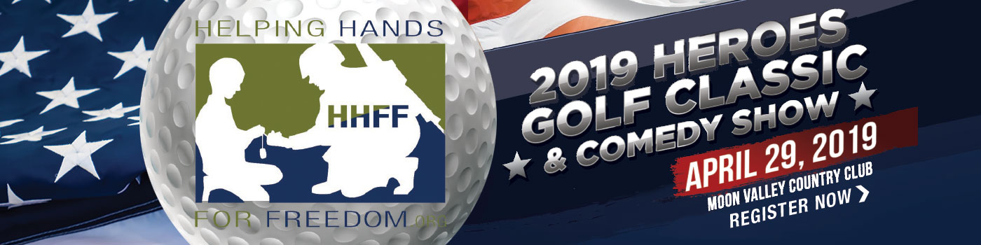 HHFF Heroes Golf Classic & Comedy Show