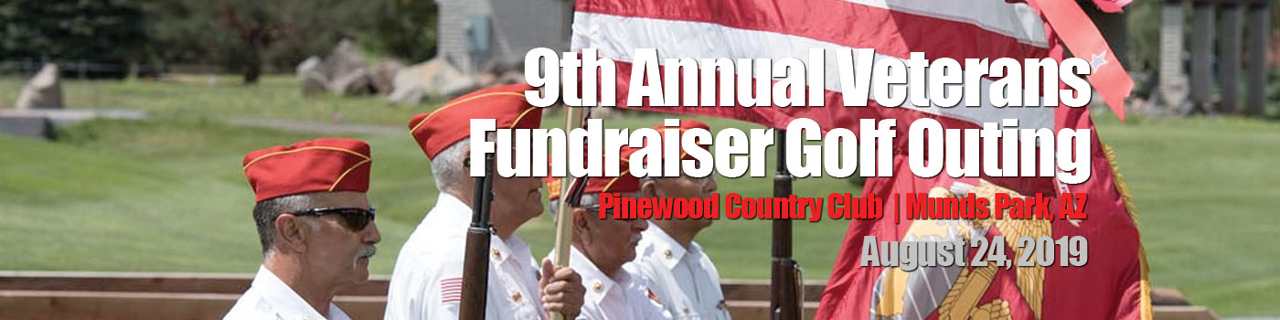 9th Annual Veterans Fundraiser Golf Outing