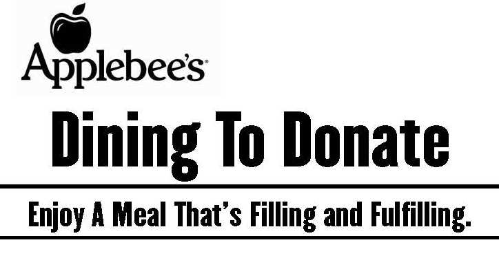 Applebees Fundraiser for Helping Hands for Freedom