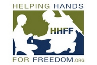 Helping Hands for Freedom logo