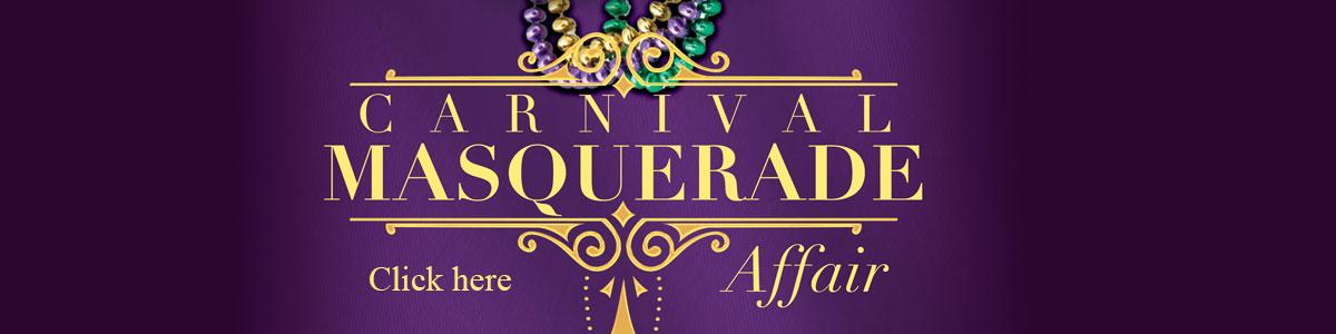 Carnival Masquerade Affair