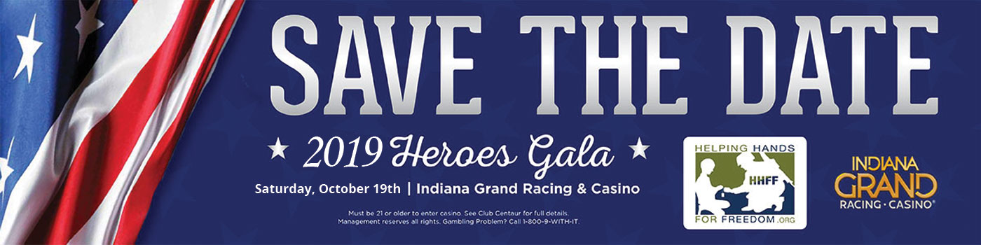2019 Heros Gala Save the Date