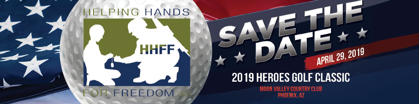 HHFF Golf Event 2019 Save the Date