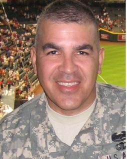 Hugo E. Salazar, board member Helping Hands for Freedom