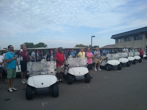 Tee it up for Heroes Fund Raising Golf Tournament