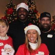 A Holiday Gathering for Survivors hosted by Malik Jackson and HHFF