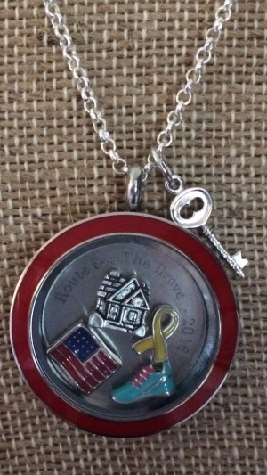 Independent Designers with Origami Owl Support Helping Hands for Freedom with Unique Fundraiser