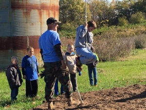 2016 Helping Hands for Freedom Boot Camp for Kids
