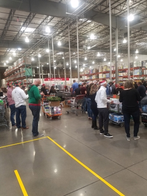 GoDaddy joined AZTV7 at Costco