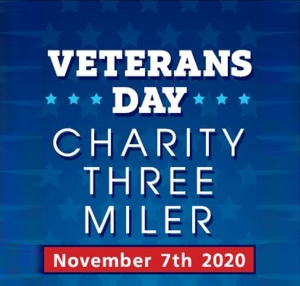 Veterans Day Charity 3 Miler