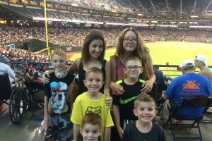 Tickets to the Diamondback Game