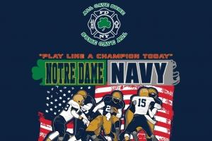 2016 Notre Dame Bucket List Game