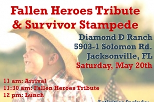 Fallen Heroes Tribute & Survivor Stampede