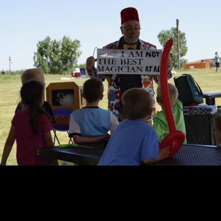 Helping Hands for Freedom's 1st Anual Gold Star Picnic in Littleton, Colorado