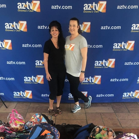 AZTV7 Backpack Collection