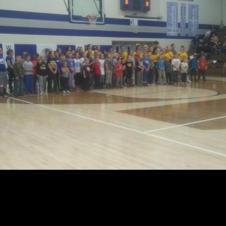 Waldron High School Military Appreciation Night