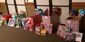 2015 Helping Hands for Freedom Christmas