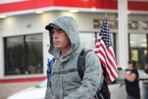 Staff Sergeant Patrick Shannon, co-founder, Helping Hands for Freedom