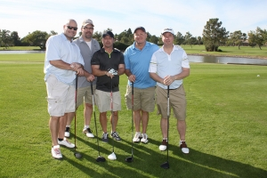 Moon Valley Country Club host the 2014 HHFF Golf Tournament on April 28th
