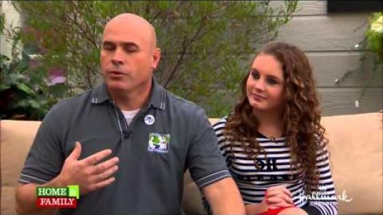 SSG Patrick Shannon and Brenna Shannon Interview on Hallmark Channel