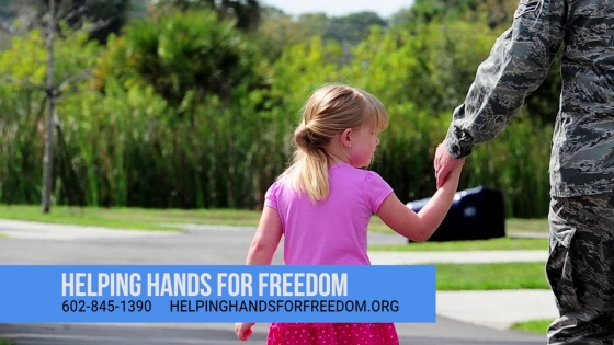 Helping Hands for Freedom 90 Sec Spot