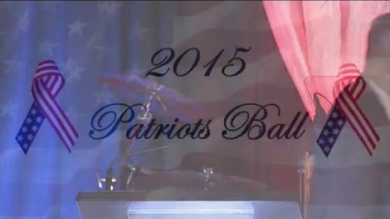 Patriots Ball   Lincoln Award