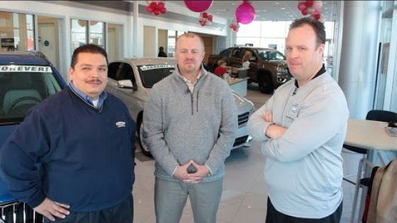 "Dellen Automotive donates a vehicle to ""Route For The Brave"" walk across America"